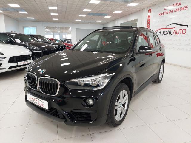 BMW X1 ocasión segunda mano 2016 Diésel por 23.200€ en Madrid