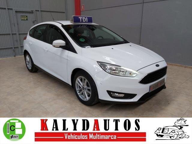 Ford Focus ocasión segunda mano 2016 Diésel por 10.990€ en Murcia