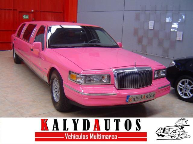 Ford FORD - LINCOLN TOWN-CAR  ocasión segunda mano 1995 Gasolina por 6.900€ en Murcia