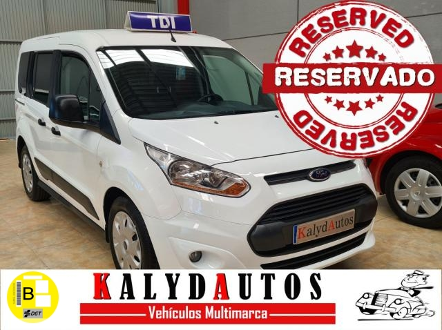 Ford Transit Connect ocasión segunda mano 2015 Diésel por 11.990€ en Murcia