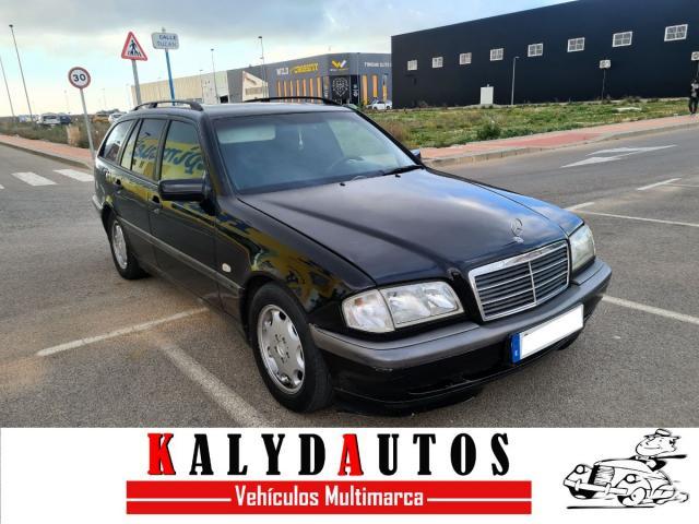 Mercedes Benz Clase C ocasión segunda mano 1999 Diésel por 2.650€ en Murcia