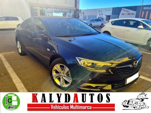 Opel Insignia  ocasión segunda mano 2017 Diésel por 14.900€ en Murcia