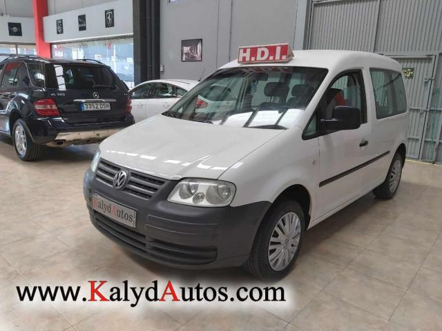 Foto Volkswagen Caddy 2