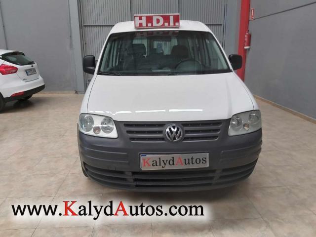 Foto Volkswagen Caddy 3