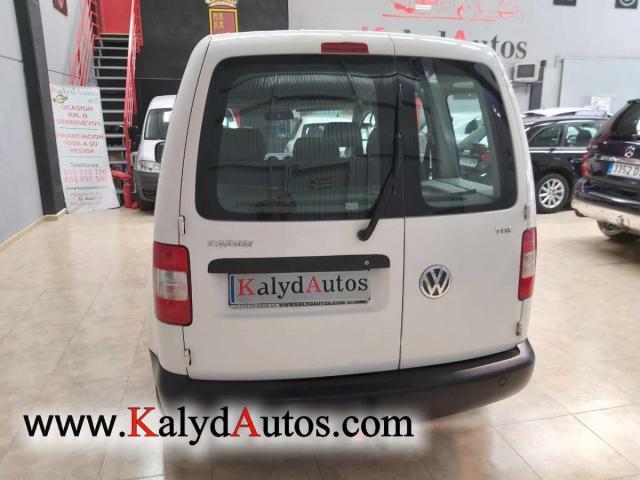 Foto Volkswagen Caddy 5