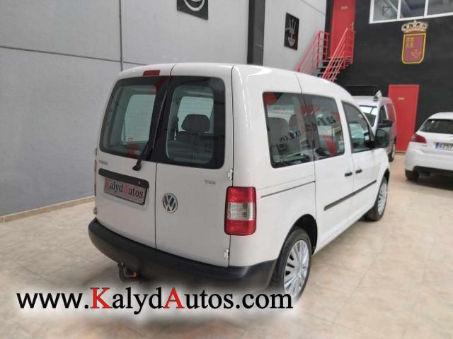 Foto Volkswagen Caddy 6