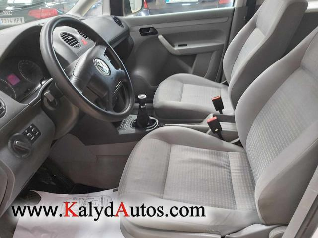 Foto Volkswagen Caddy 8