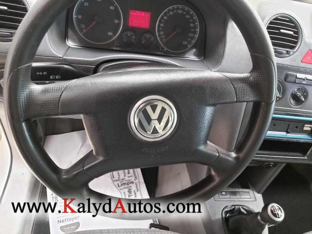Foto Volkswagen Caddy 10