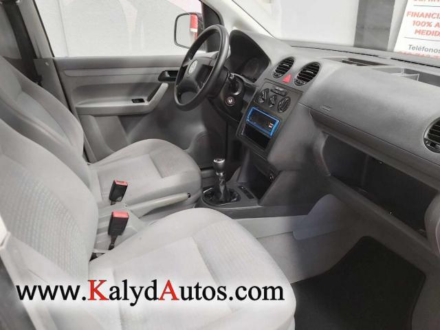 Foto Volkswagen Caddy 11