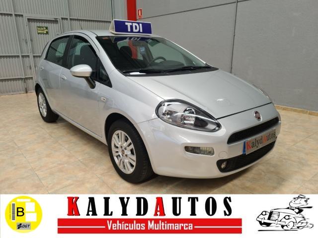 Fiat Punto  ocasión segunda mano 2015 Diésel por 7.990€ en Murcia