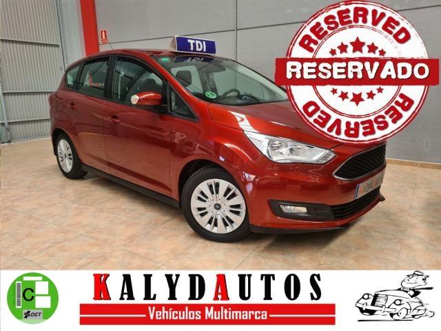 Ford C Max ocasión segunda mano 2016 Diésel por 8.990€ en Murcia