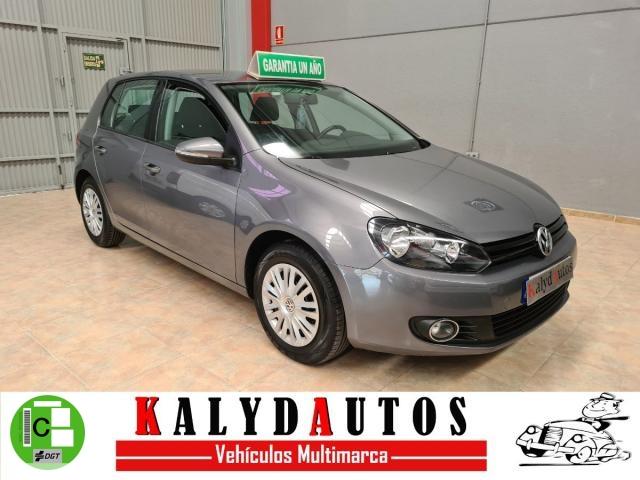 Volkswagen Golf ocasión segunda mano 2012 Gasolina por 9.490€ en Murcia