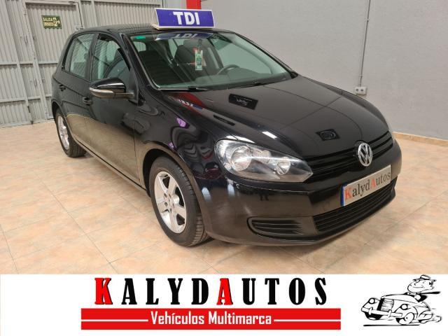 Volkswagen Golf ocasión segunda mano 2010 Diésel por 8.990€ en Murcia