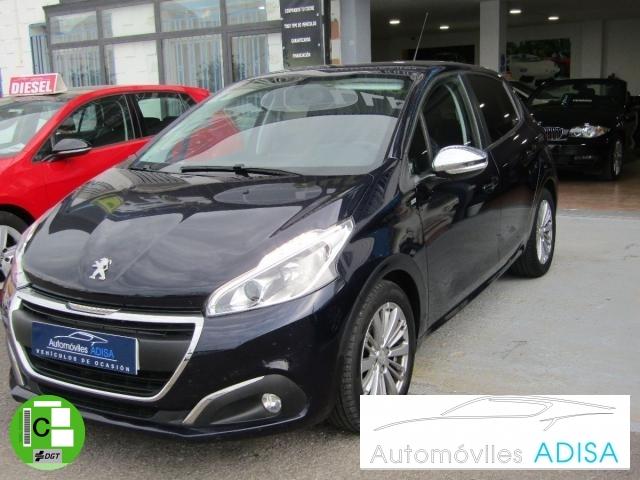Peugeot 208 ocasión segunda mano 2017 Diésel por 10.500€ en Castellón