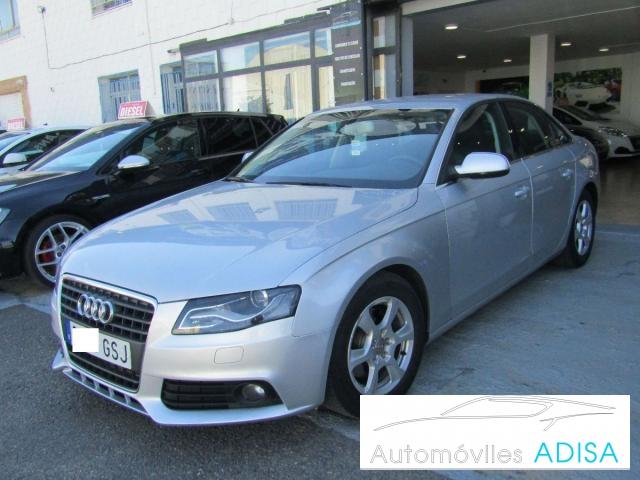Audi A4 ocasión segunda mano 2009 Diésel por 10.500€ en Castellón