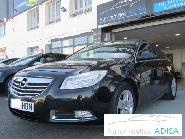 Opel Insignia  ocasión segunda mano 2011 Diésel por 9.500€ en Castellón
