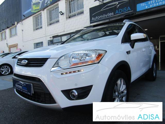 Ford Kuga ocasión segunda mano 2011 Diésel por 10.500€ en Castellón