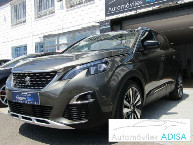 Peugeot 3008 ocasión segunda mano 2017 Diésel por 25.000€ en Castellón