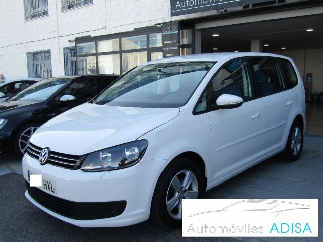 Volkswagen Touran ocasión segunda mano 2014 Diésel por 8.700€ en Castellón