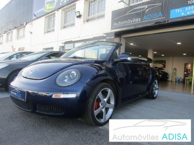 Volkswagen New Beetle Cabrio ocasión segunda mano 2008 Diésel por 9.500€ en Castellón