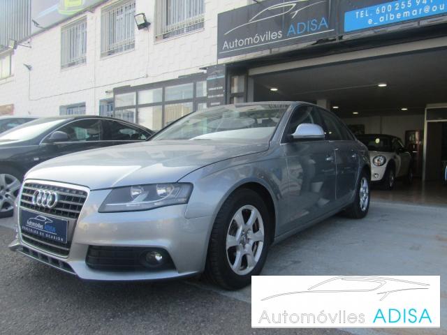 Audi A4 ocasión segunda mano 2008 Gasolina por 10.500€ en Castellón