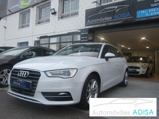 Audi A3 Sportback ocasión segunda mano 2015 Diésel por 13.500€ en Castellón