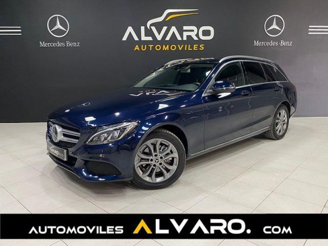 Mercedes Benz Clase C ocasión segunda mano 2017 Diésel por 23.890€ en Sevilla