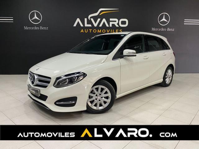 Mercedes Benz Clase B ocasión segunda mano 2016 Diésel por 14.990€ en Sevilla