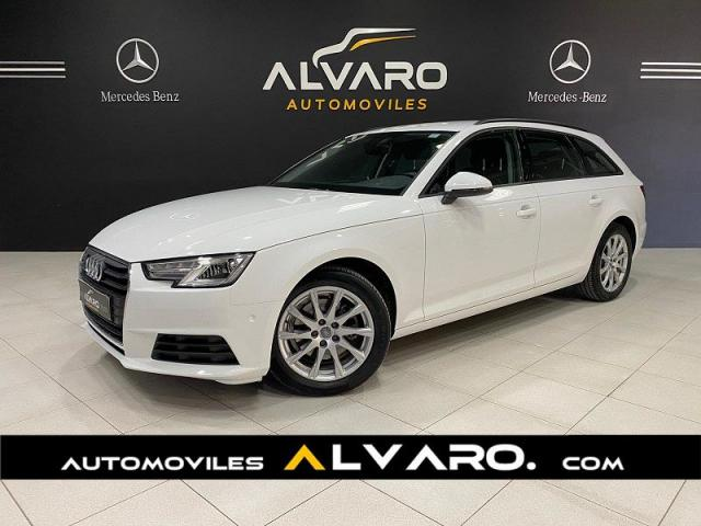 Audi A4 Avant ocasión segunda mano 2017 Diésel por 21.990€ en Sevilla