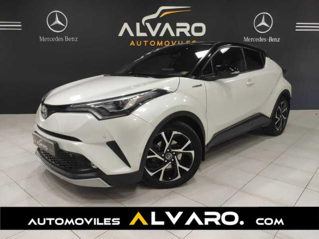 Toyota C-HR ocasión segunda mano 2018 Híbrido por 20.890€ en Sevilla