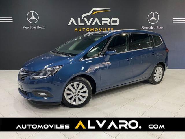 Opel Zafira  Tourer    ocasión segunda mano 2017 Diésel por 13.900€ en Sevilla