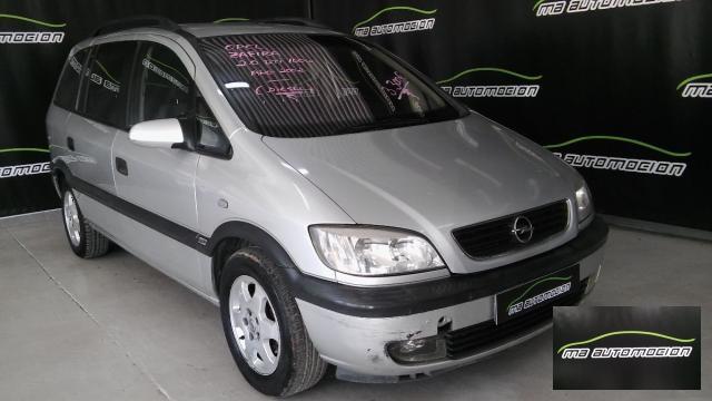 Opel Zafira ocasión segunda mano 2002 Gasolina por 2.900€ en Valencia