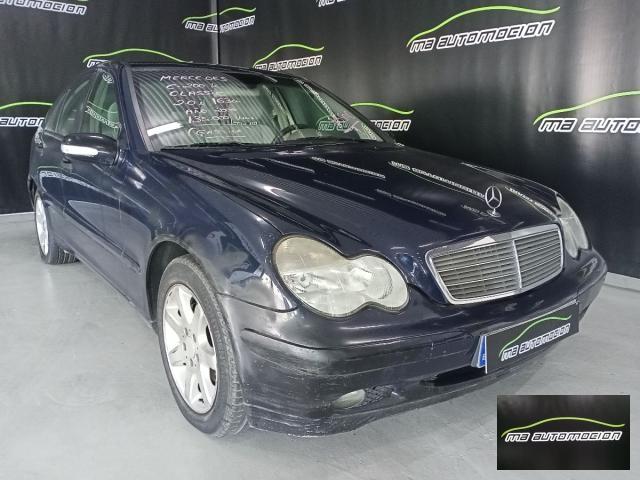 Mercedes Benz Clase C ocasión segunda mano 2000 Gasolina por 3.900€ en Valencia