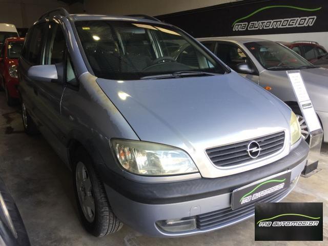 Opel Zafira ocasión segunda mano 2000 Gasolina por 2.750€ en Valencia