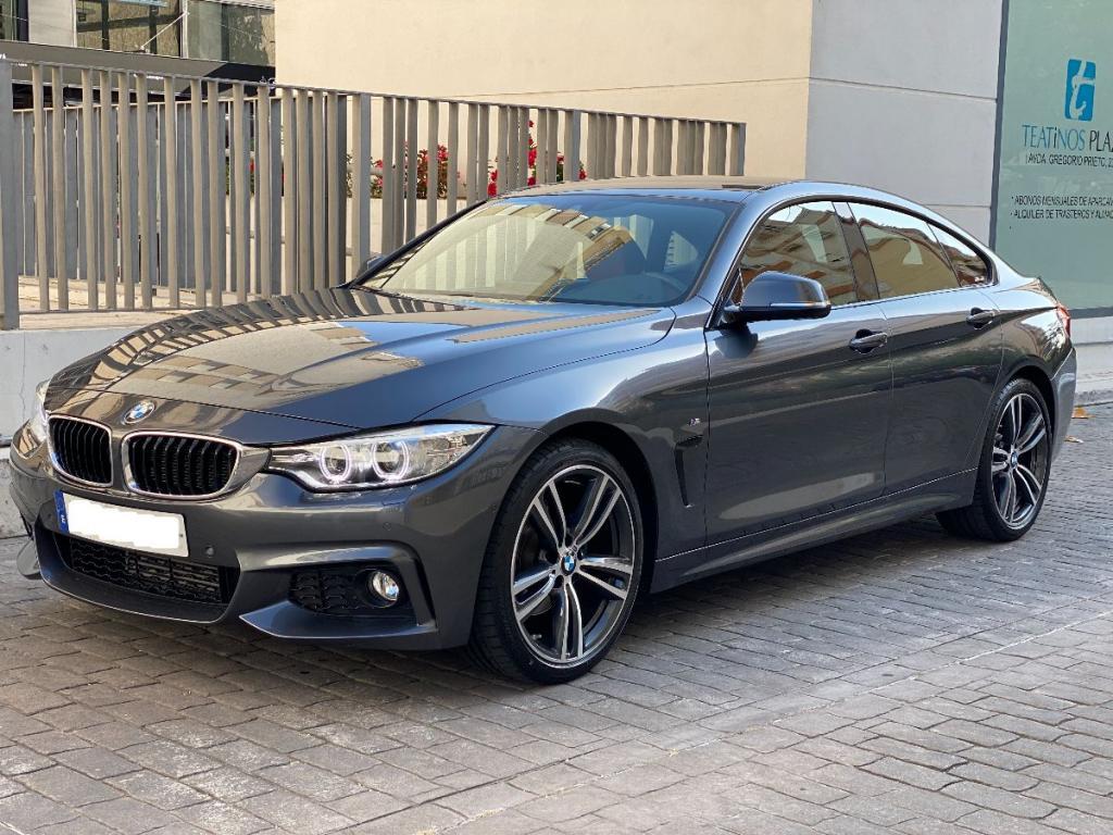BMW - Serie 4 Gran Coupé