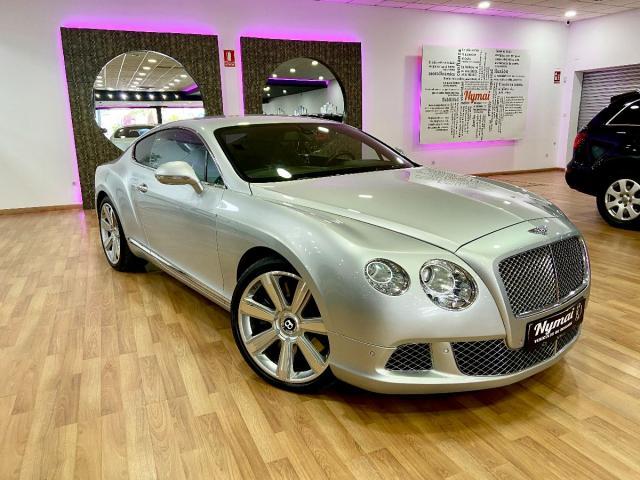 Bentley Continental ocasión segunda mano 2011 Gasolina por 75.995€ en Córdoba