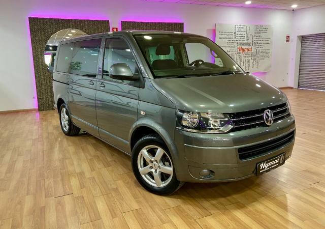 Volkswagen Multivan ocasión segunda mano 2013 Diésel por 22.995€ en Córdoba