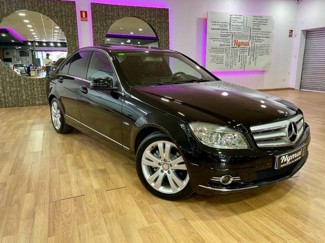 Mercedes Benz Clase C ocasión segunda mano 2009 Diésel por 11.495€ en Córdoba