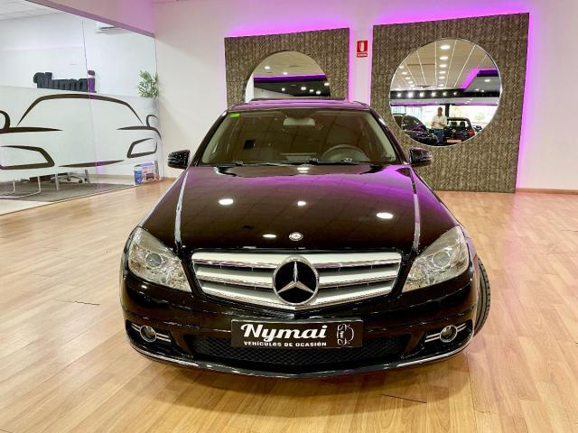 Foto Mercedes Benz Clase C 2