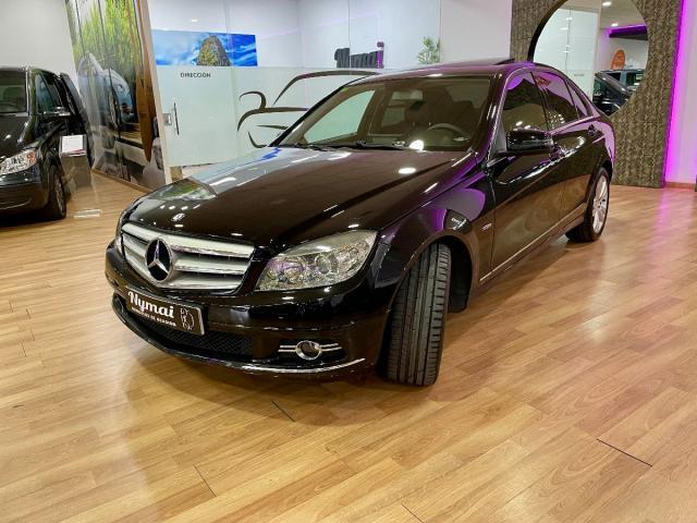 Foto Mercedes Benz Clase C 3