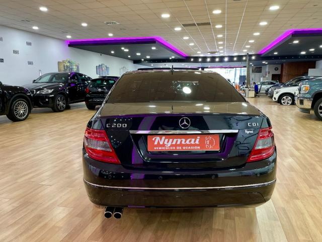 Foto Mercedes Benz Clase C 6