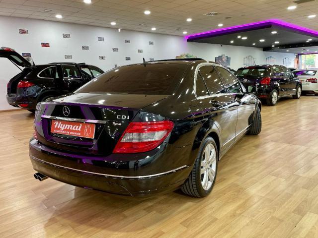 Foto Mercedes Benz Clase C 7
