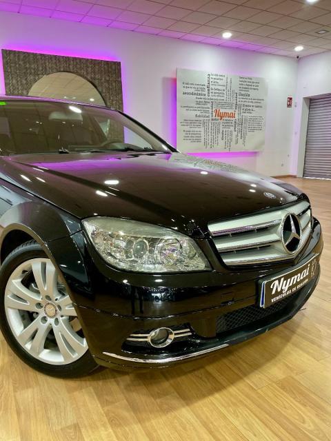 Foto Mercedes Benz Clase C 11