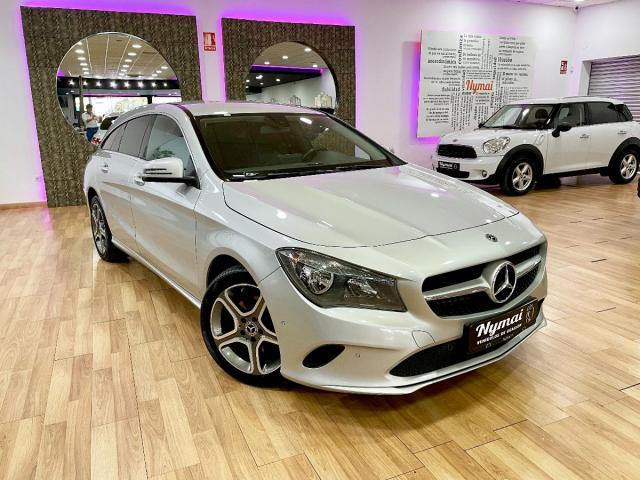 Mercedes Benz Clase CLA ocasión segunda mano 2018 Diésel por 17.995€ en Córdoba