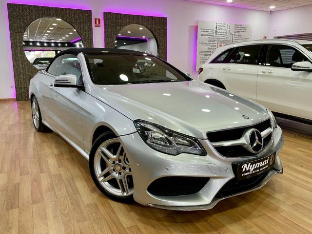 Mercedes Benz Clase E ocasión segunda mano 2014 Diésel por 24.995€ en Córdoba