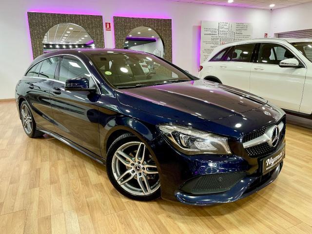 Mercedes Benz Clase CLA ocasión segunda mano 2018 Diésel por 20.995€ en Córdoba