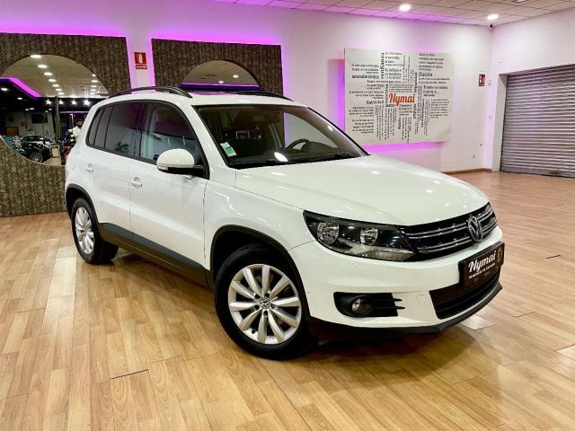 Volkswagen Tiguan ocasión segunda mano 2016 Diésel por 17.995€ en Córdoba