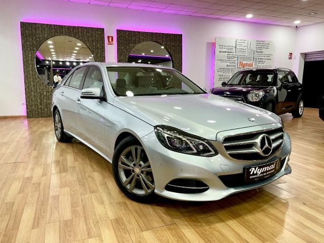 Mercedes Benz Clase E ocasión segunda mano 2015 Diésel por 22.995€ en Córdoba