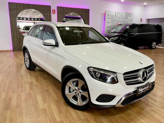 Mercedes Benz GLC ocasión segunda mano 2017 Diésel por 34.495€ en Córdoba
