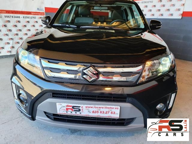 Suzuki Vitara ocasión segunda mano 2017 Diésel por 17.100€ en Pontevedra